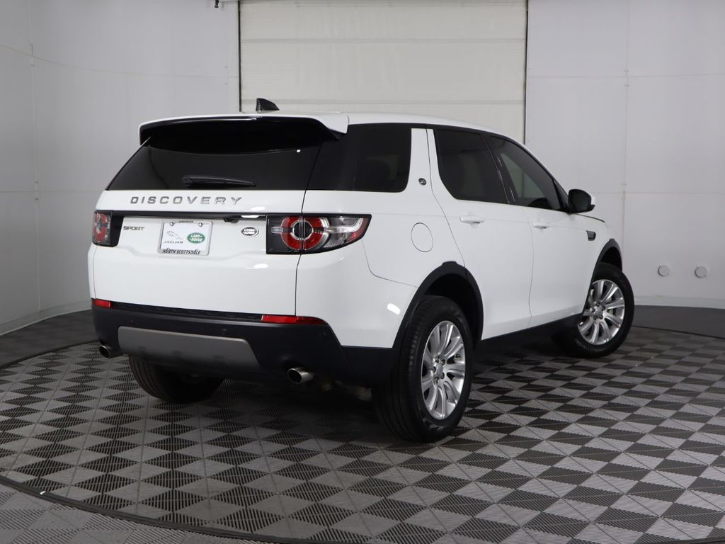 Land Rover Discovery Sport >> 2019 Used Land Rover Discovery Sport Courtesy Vehicle At Porsche North Scottsdale Serving Phoenix Az Iid 18310018