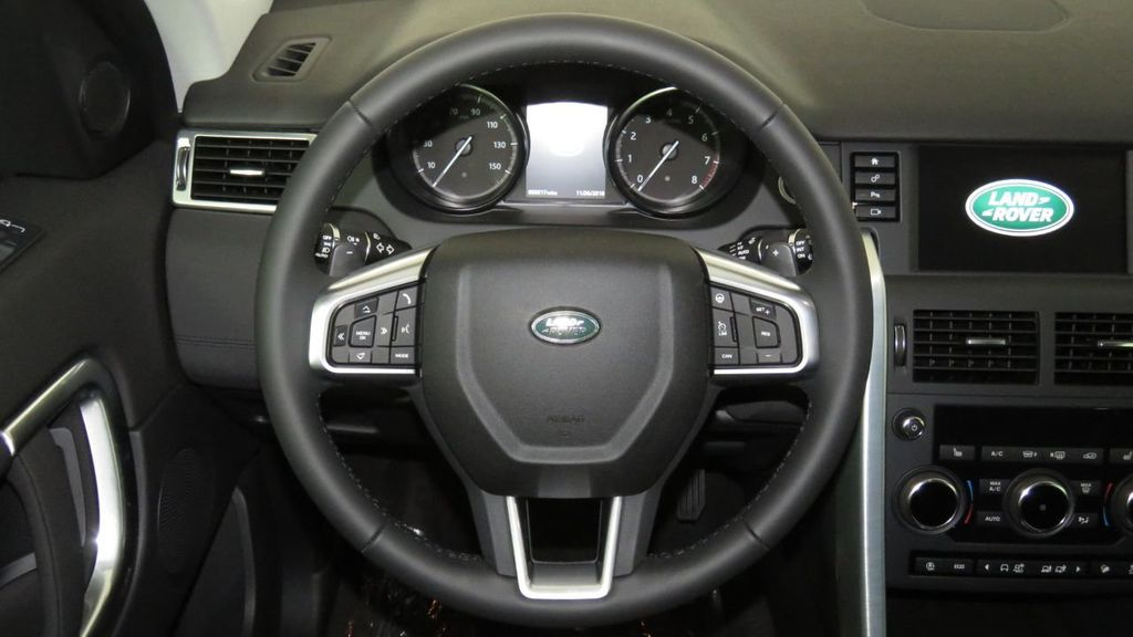 2019 Land Rover Discovery Sport COURTESY VEHICLE  - 18310019 - 10