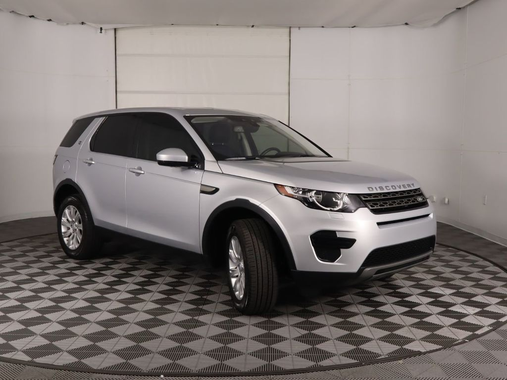 2019 Land Rover Discovery Sport COURTESY VEHICLE  - 18310019 - 2