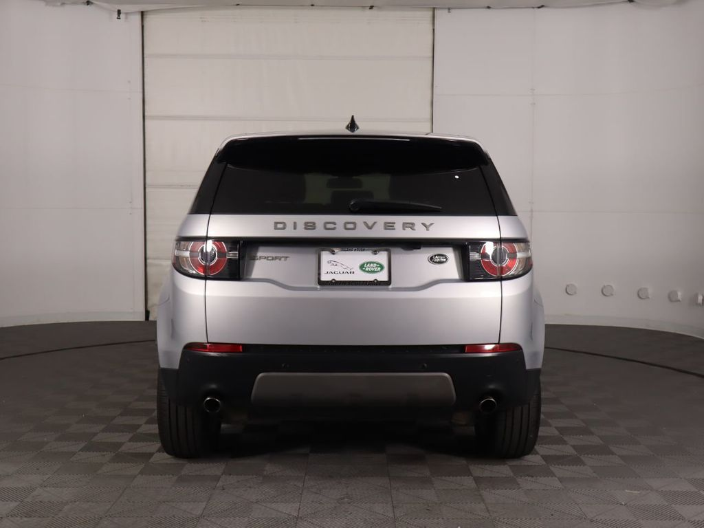2019 Land Rover Discovery Sport COURTESY VEHICLE  - 18310019 - 5