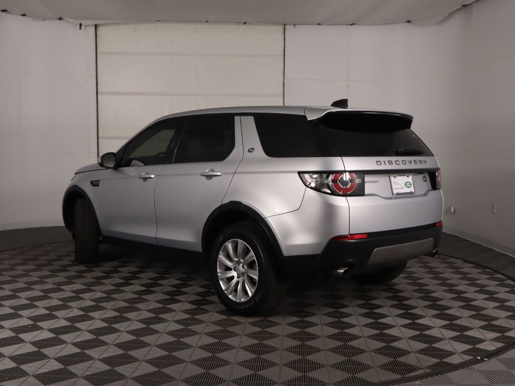 2019 Land Rover Discovery Sport COURTESY VEHICLE  - 18310019 - 6