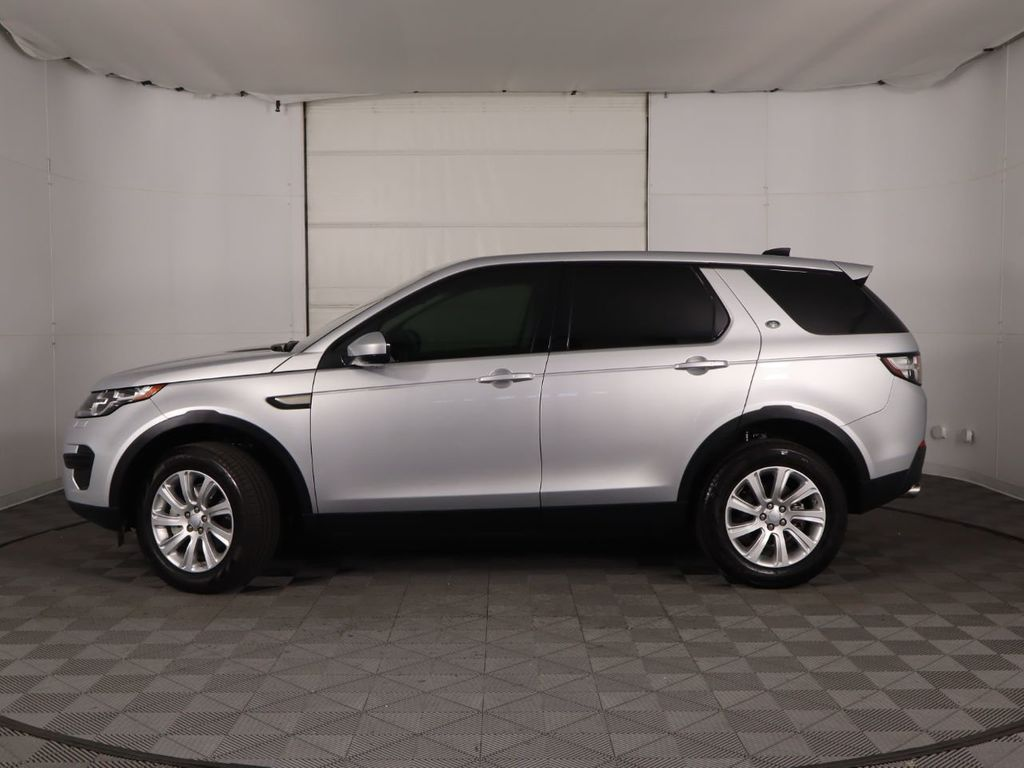 2019 Land Rover Discovery Sport COURTESY VEHICLE  - 18310019 - 7
