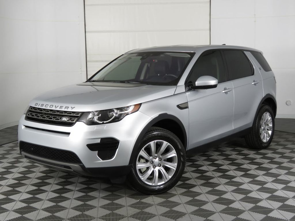 Land Rover Scottsdale >> 2019 Used Land Rover Discovery Sport Courtesy Vehicle At Bmw North Scottsdale Serving Phoenix Az Iid 18310021