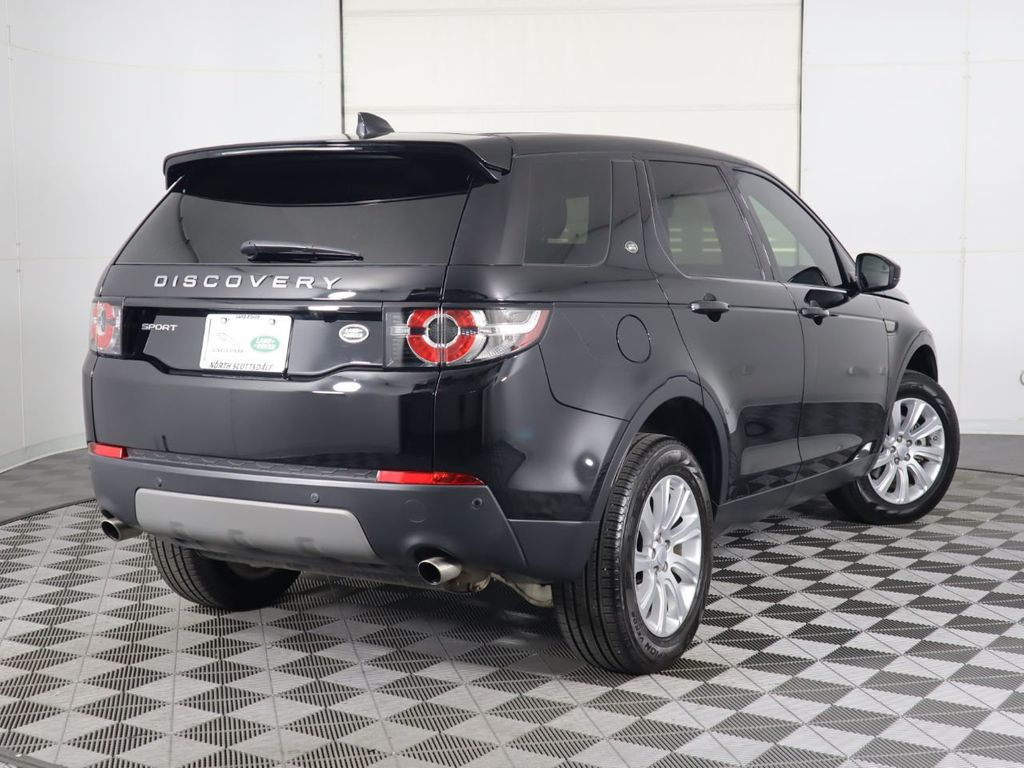 2019 Land Rover Discovery Sport COURTESY VEHICLE  - 18310022 - 4