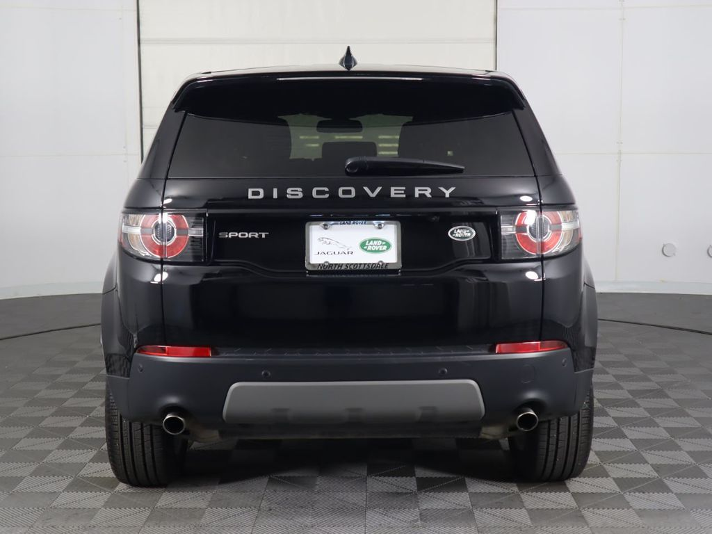 2019 Land Rover Discovery Sport COURTESY VEHICLE  - 18310022 - 5