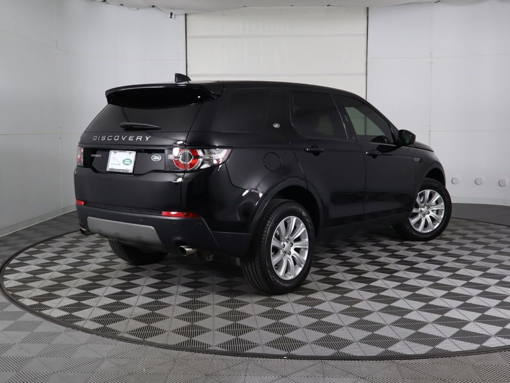 2019 Land Rover Discovery Sport COURTESY VEHICLE  - 18314035 - 4