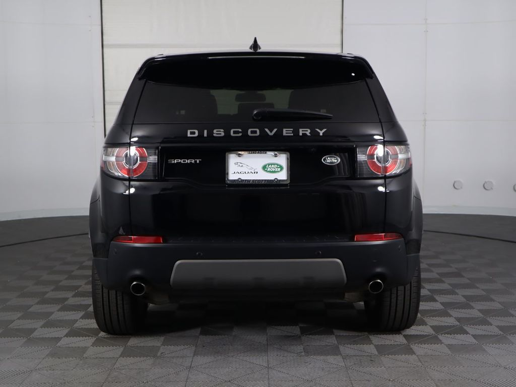 2019 Land Rover Discovery Sport COURTESY VEHICLE  - 18314035 - 5