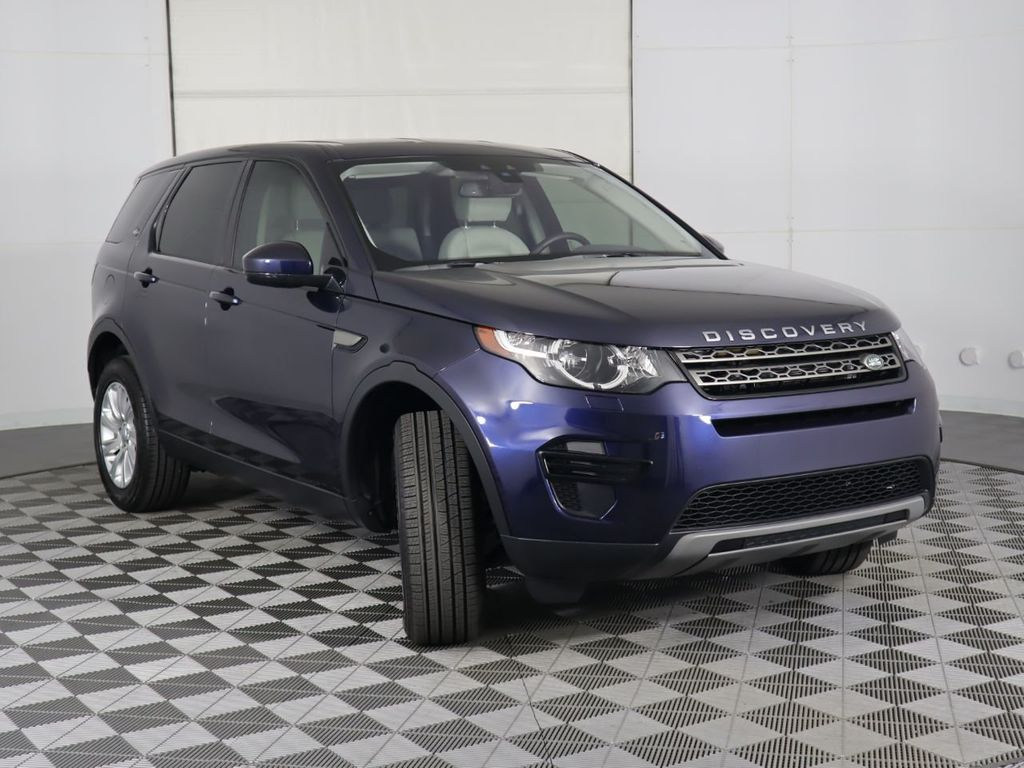 2019 Land Rover Discovery Sport COURTESY VEHICLE  - 18334400 - 2