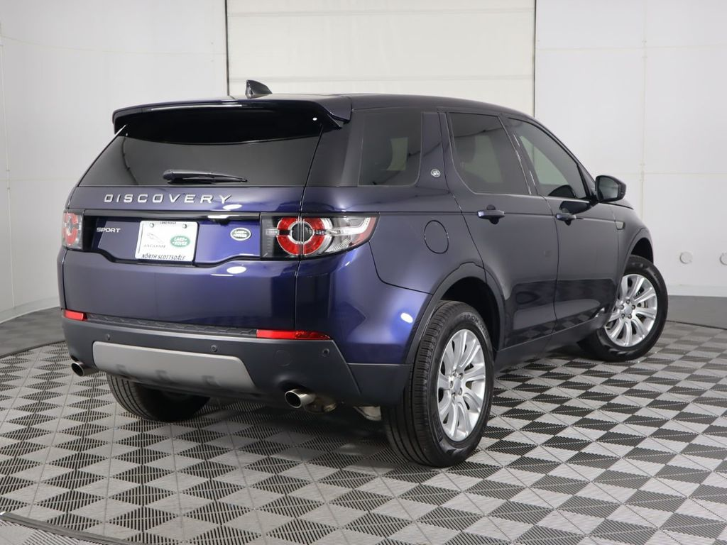 2019 Land Rover Discovery Sport COURTESY VEHICLE  - 18334400 - 4