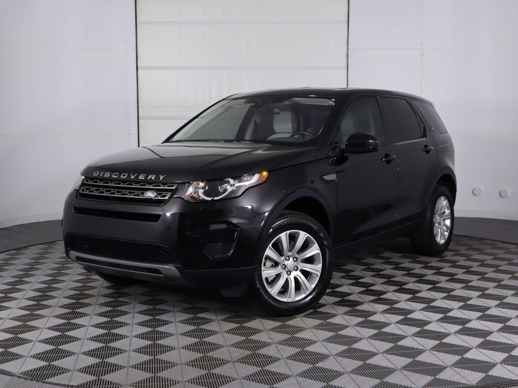 Discovery Sport Land Rover >> 2019 Used Land Rover Discovery Sport Courtesy Vehicle At