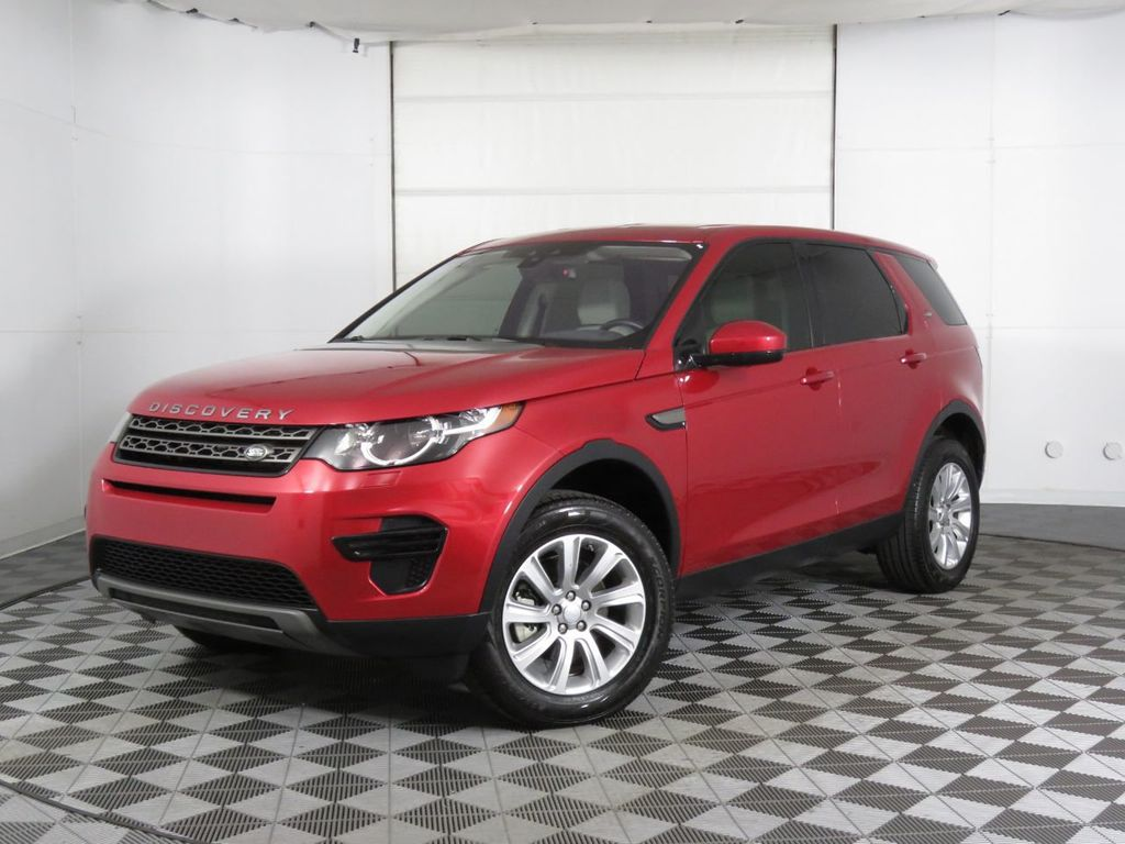 Land Rover Scottsdale >> 2019 Used Land Rover Discovery Sport Courtesy Vehicle At Mini North Scottsdale Serving Phoenix Az Iid 18354139