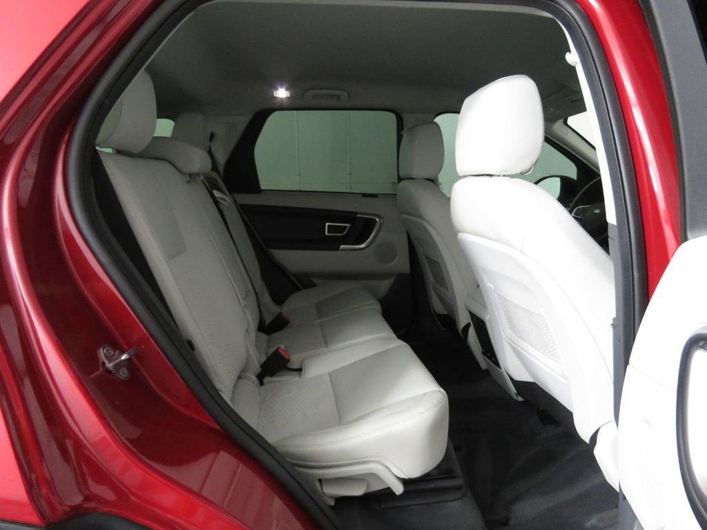 2019 Used Land Rover Discovery Sport Courtesy Vehicle At Mini Of