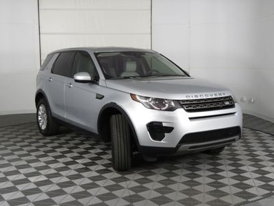 2019 Land Rover Discovery Sport COURTESY VEHICLE  - Click to see full-size photo viewer
