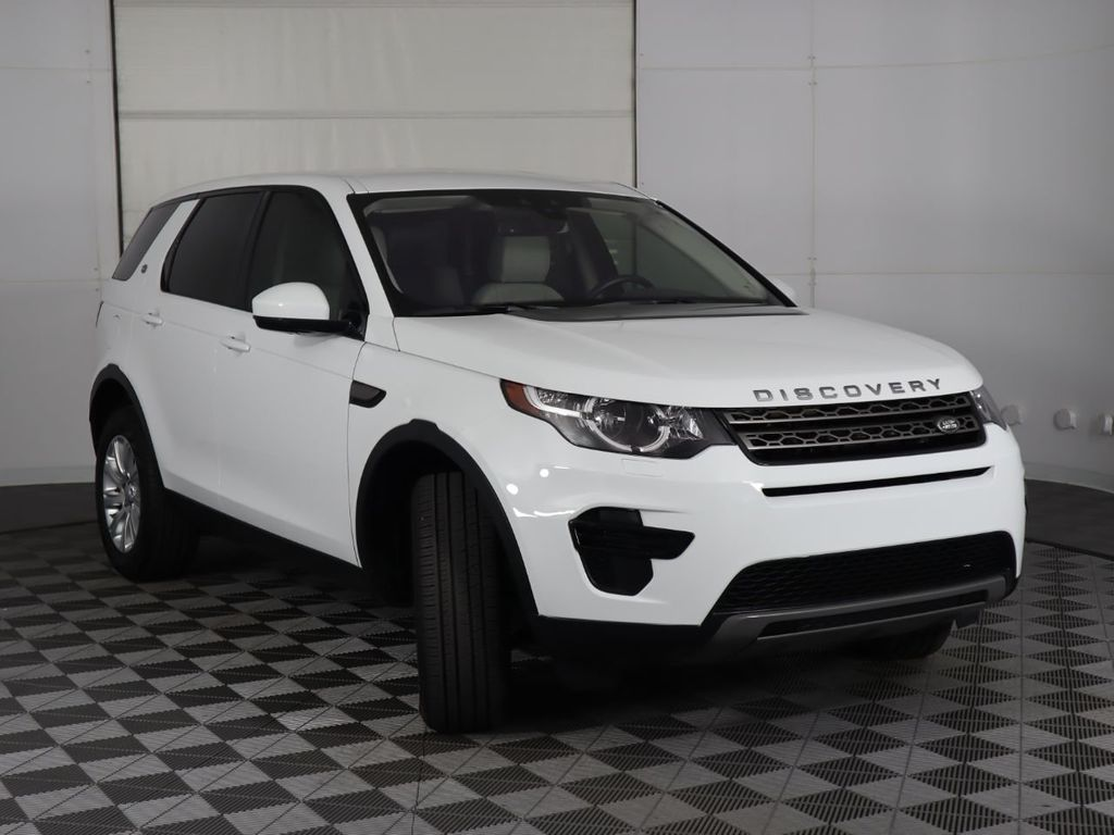 2019 Land Rover Discovery Sport COURTESY VEHICLE  - 18354141 - 2