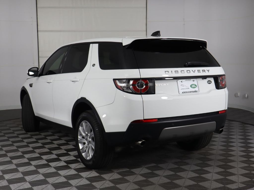 2019 Used Land Rover Discovery Sport COURTESY VEHICLE at Porsche North  Scottsdale Serving Phoenix, AZ, IID 18354141