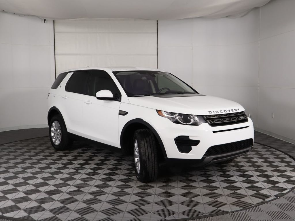 2019 Land Rover Discovery Sport COURTESY VEHICLE  - 18358539 - 2