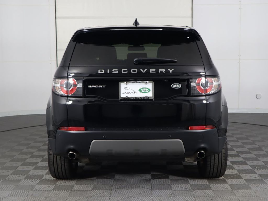 2019 Land Rover Discovery Sport COURTESY VEHICLE  - 18368106 - 5
