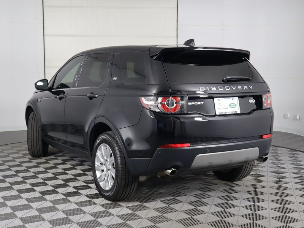 2019 Land Rover Discovery Sport COURTESY VEHICLE  - 18368106 - 6