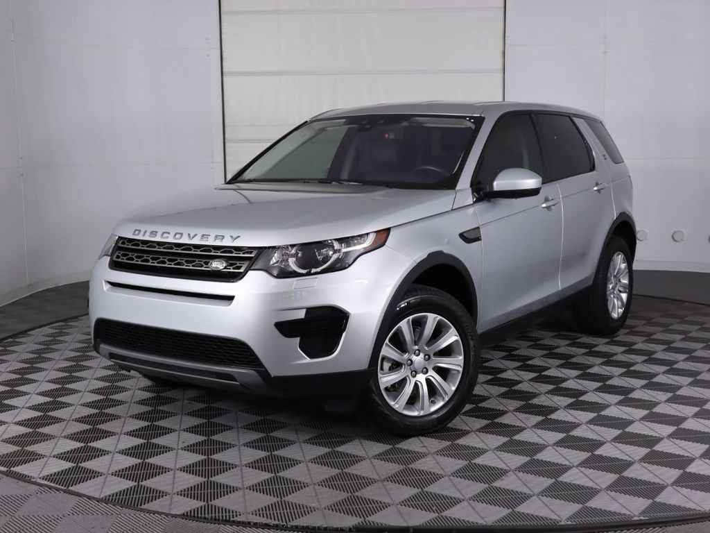 Land Rover Scottsdale >> 2019 Used Land Rover Discovery Sport Courtesy Vehicle At Mini North Scottsdale Serving Phoenix Az Iid 18368111
