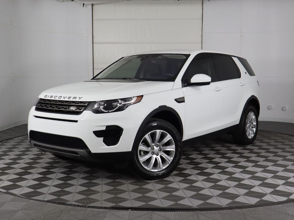 2019 Land Rover Discovery Sport COURTESY VEHICLE  - 18406093 - 0