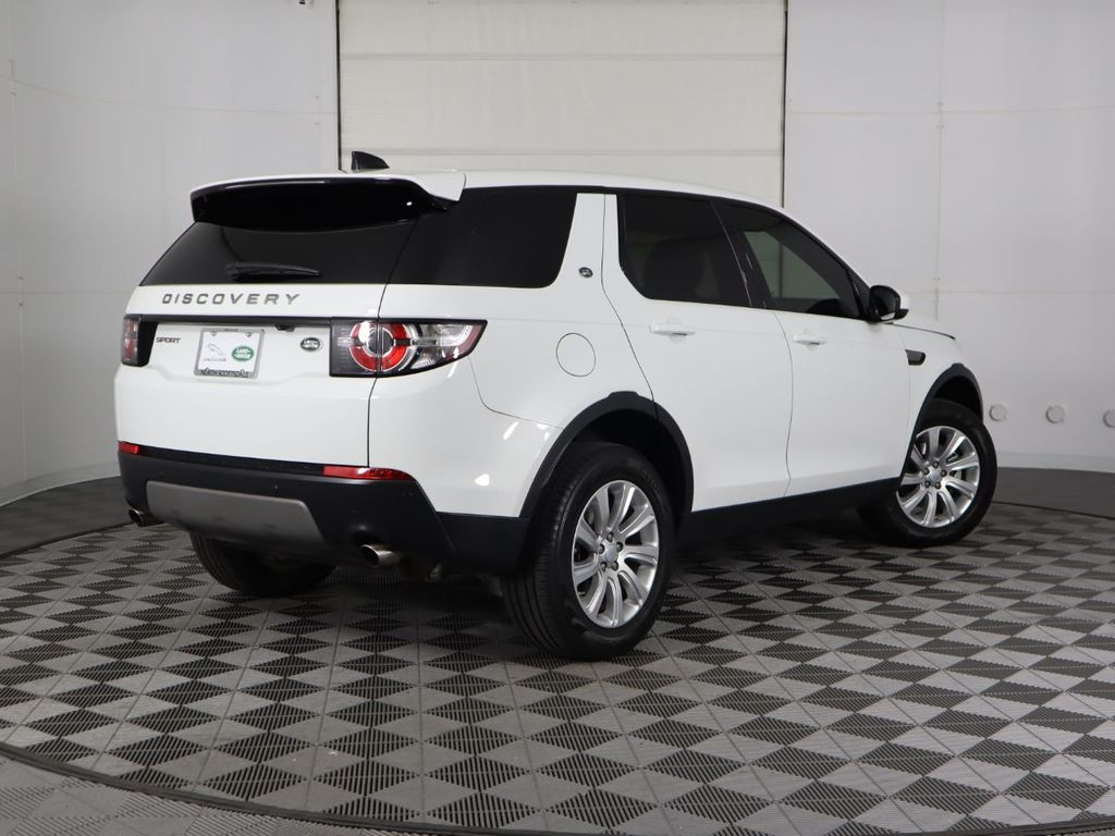 2019 Land Rover Discovery Sport COURTESY VEHICLE  - 18406093 - 4
