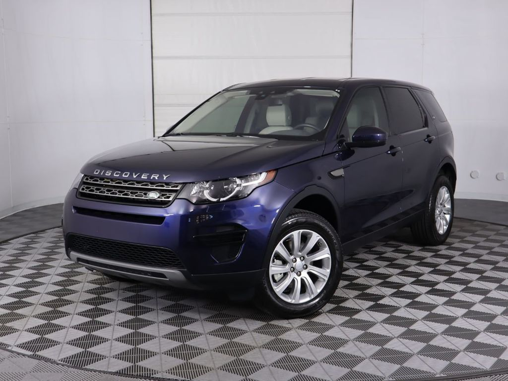 Land Rover Scottsdale >> 2019 Used Land Rover Discovery Sport Courtesy Vehicle At Bmw North Scottsdale Serving Phoenix Az Iid 19028042