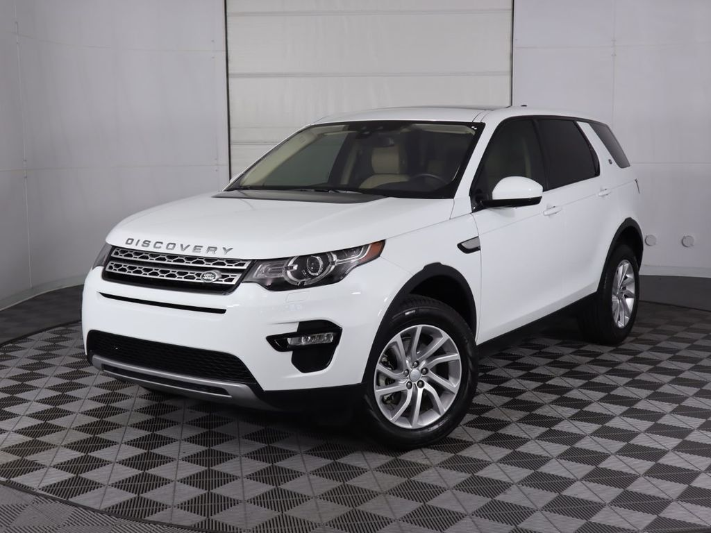 Land Rover Scottsdale >> 2019 Used Land Rover Discovery Sport Courtesy Vehicle At Porsche North Scottsdale Serving Phoenix Az Iid 19154562