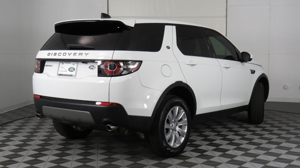 Discovery Sport Land Rover >> 2019 Used Land Rover Discovery Sport Courtesy Vehicle Suv
