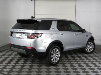2019 Land Rover Discovery Sport COURTESY VEHICLE SUV - Click to see full-size photo viewer
