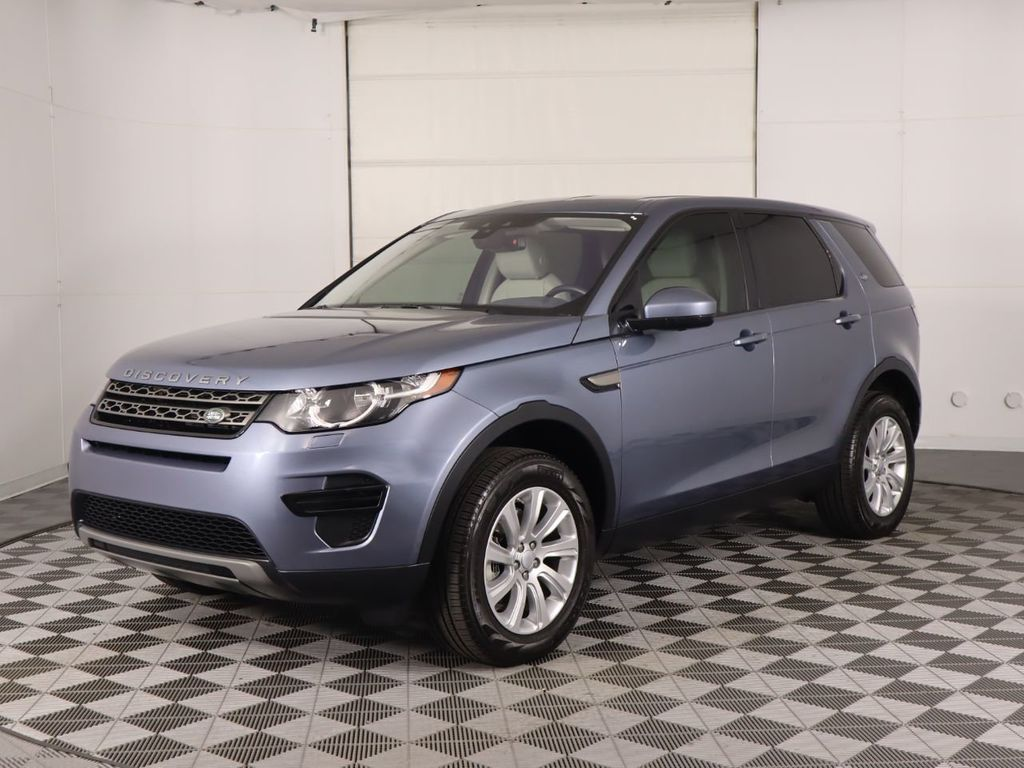 2019 Used Land Rover Discovery Sport COURTESY VEHICLE SUV