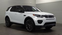 2019 Land Rover Discovery Sport - SALCR2FX9KH826524