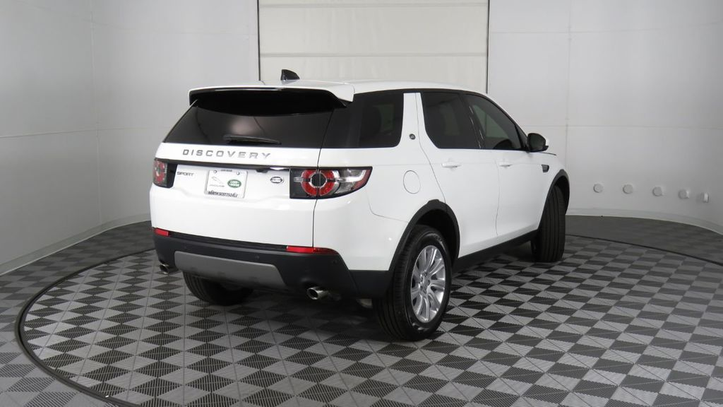 2019 Used Land Rover Discovery Sport SE 4WD at MINI North Scottsdale  Serving Phoenix, AZ, IID 18248808