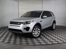 2019 Land Rover Discovery Sport - SALCP2FX2KH788575