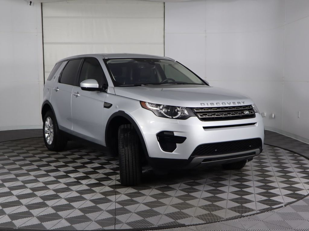 2019 Land Rover Discovery Sport SE 4WD - 18248809 - 2