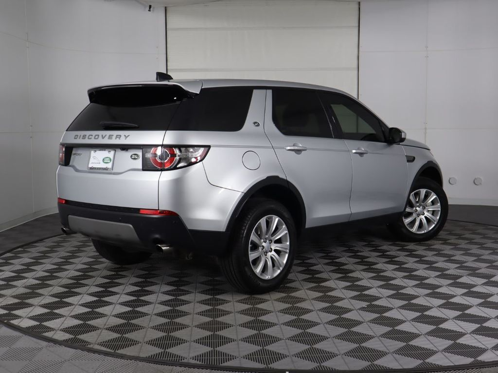 2019 used land rover discovery sport se 4wd at mini of. Black Bedroom Furniture Sets. Home Design Ideas