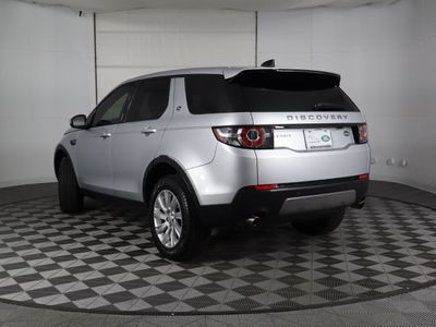 2019 Land Rover Discovery Sport SE 4WD - Click to see full-size photo viewer