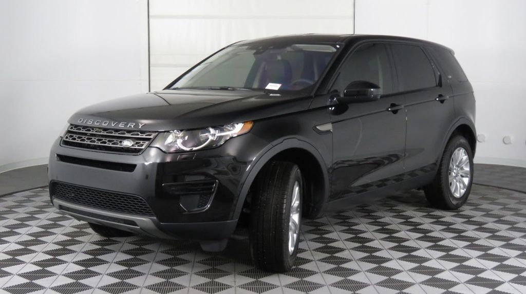 2019 Land Rover Discovery Sport SE 4WD - 18368141 - 0