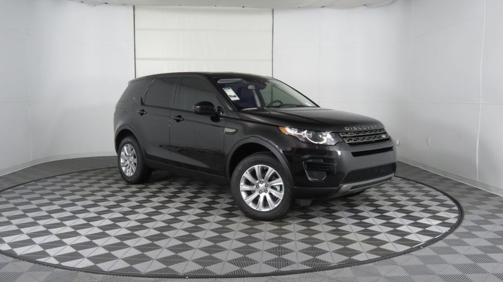 2019 Land Rover Discovery Sport SE 4WD - 18368141 - 2