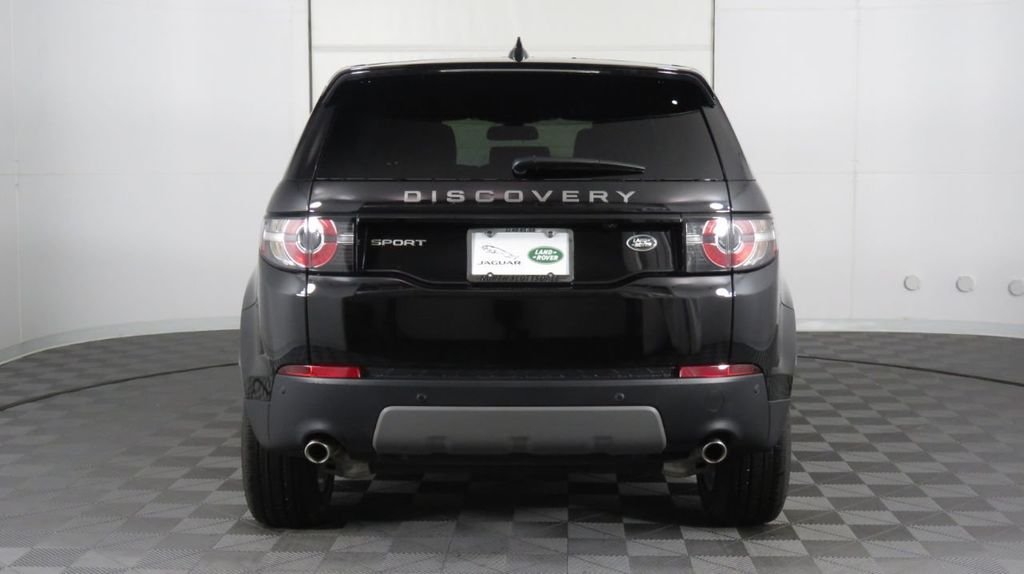 2019 Land Rover Discovery Sport SE 4WD - 18368141 - 5