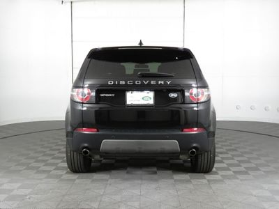 2019 Land Rover Discovery Sport SE 4WD SUV - Click to see full-size photo viewer
