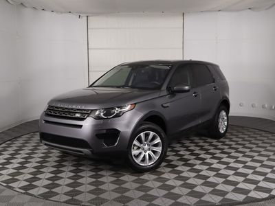 2019 Land Rover Discovery Sport SE 4WD SUV