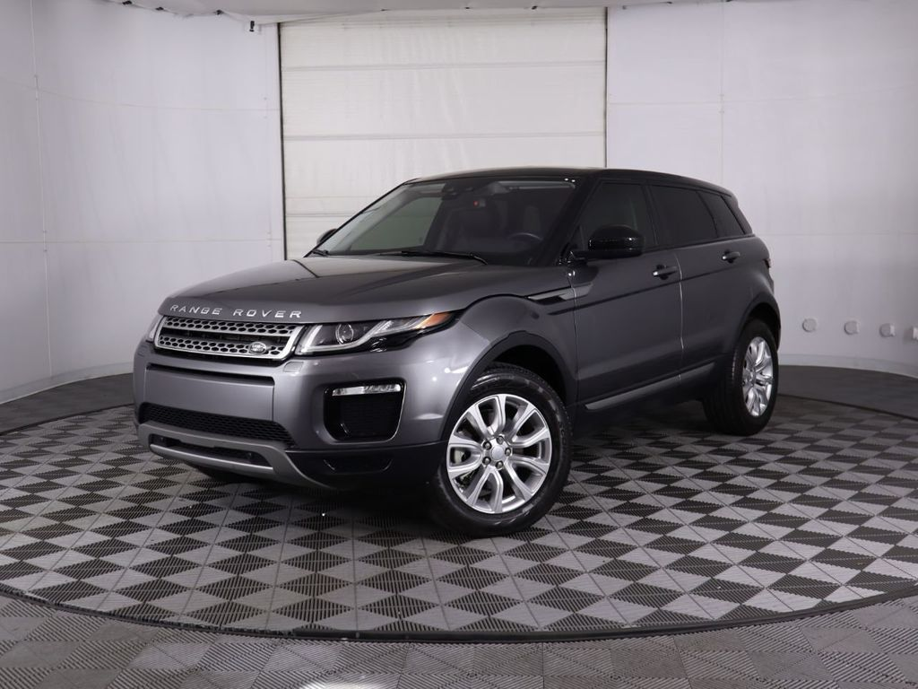 2019 Land Rover Range Rover Evoque 5 Door SE - 18671128 - 0