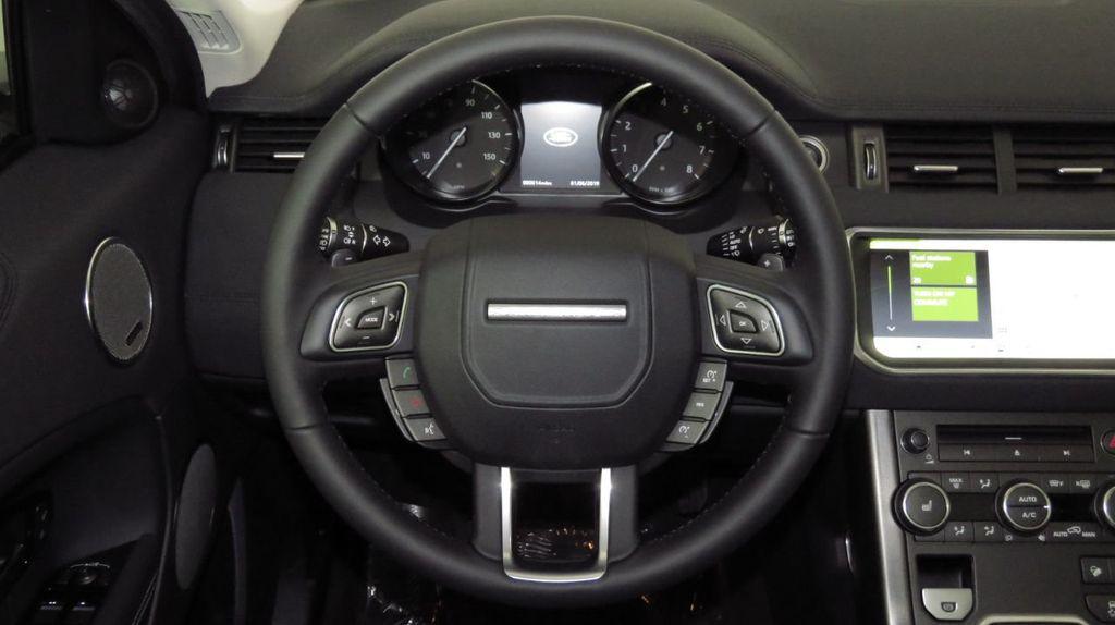 2019 Used Land Rover Range Rover Evoque COURTESY VEHICLE at Porsche North  Scottsdale Serving Phoenix, AZ, IID 18470409