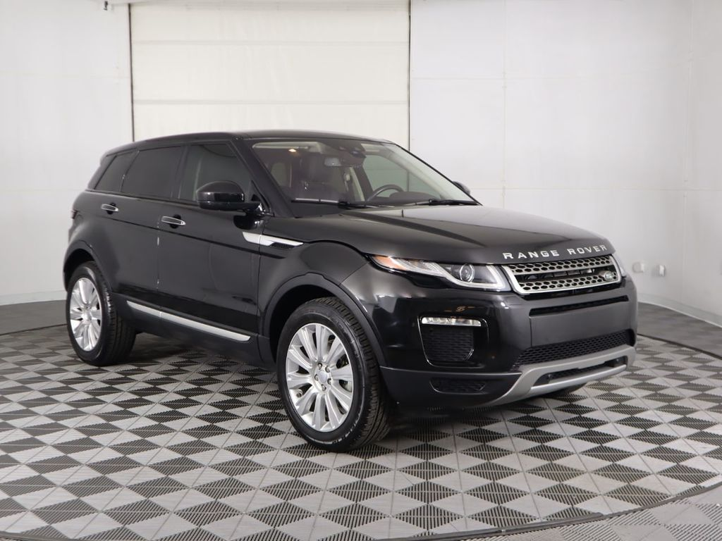 Range Rover Used >> 2019 Used Land Rover Range Rover Evoque Courtesy Vehicle At Porsche North Scottsdale Serving Phoenix Az Iid 18470409