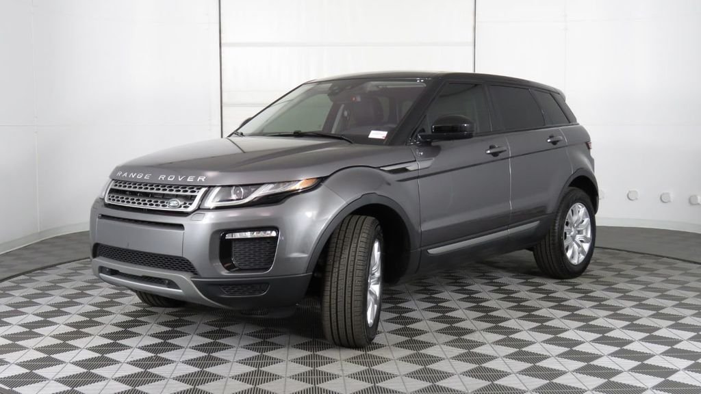Land Rover Scottsdale >> 2019 Used Land Rover Range Rover Evoque Courtesy Vehicle At Scottsdale Ferrari Serving Phoenix Az Iid 18671124
