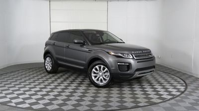 2019 Land Rover Range Rover Evoque COURTESY VEHICLE  - Click to see full-size photo viewer