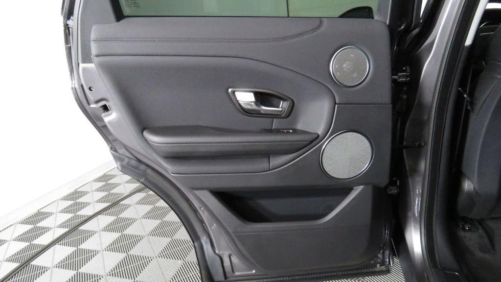 2019 Land Rover Range Rover Evoque COURTESY VEHICLE  - 18671128 - 27