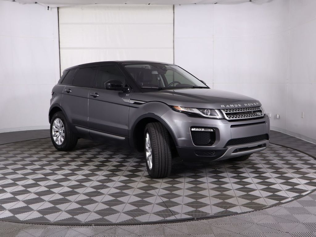 2019 Land Rover Range Rover Evoque COURTESY VEHICLE  - 18671128 - 2