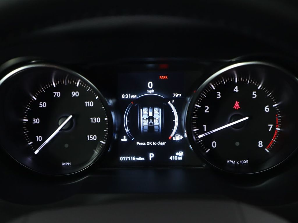 2019 Land Rover Range Rover Evoque COURTESY VEHICLE  - 18671128 - 34