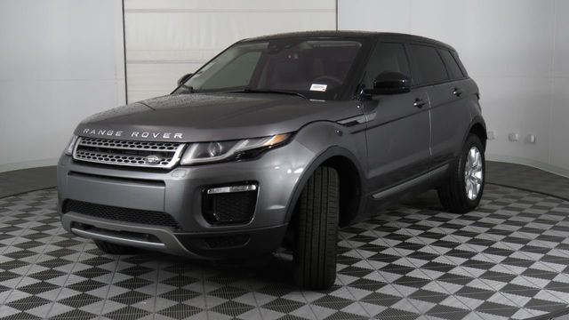 2019 Land Rover Range Rover Evoque COURTESY VEHICLE
